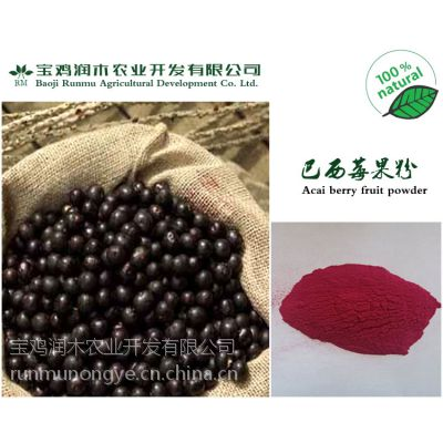 润木供应巴西莓果粉美容全水溶