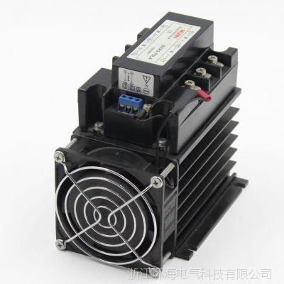 SCR3-75LA三相电力调整器、三相电力调功器、电热控制器、调压器