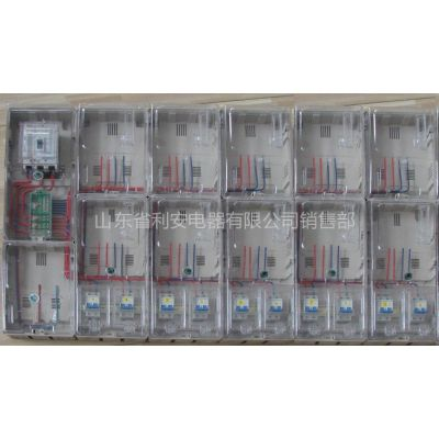 供应齐全玻璃钢电表箱是二表位