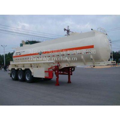 河南硫酸罐|化工罐车|腐蚀性物品罐式运输半挂车-硫酸罐厂家价格