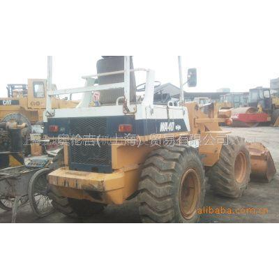 供应小松装载机-WA40小型装载机-komatsu二手装载机