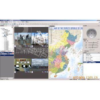 供应超视V8银行监控报警软件 网络监控平台软件 远程网络监控