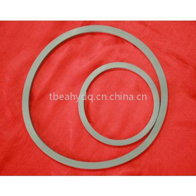 供应可定制ACM进口材料丙烯脂酸橡胶防油防水耐高温密封件矩形平垫圈