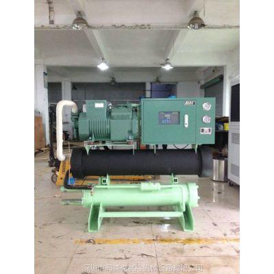 活塞式低温制冷机组-水冷却机组