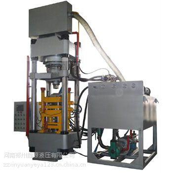 郑州鑫源陶瓷粉末成型液压机S坚固耐用比例可控