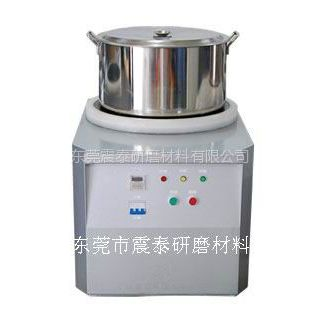 供应磁力研磨机 震泰磁力抛光机 高效率磁力研磨机