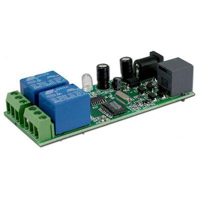 供应智能家居控制系统 手机、座机电话远程控制无线遥控开关AK-1008