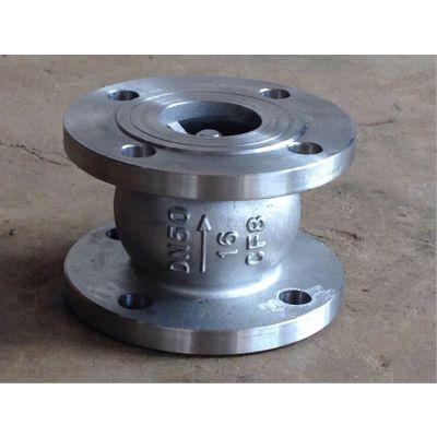 铸钢HC41X/B-10/16C DN100 节能消声止回阀HC41X