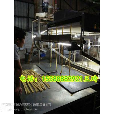 福建全自动豆油皮机/全自动豆油皮机多少钱/自动豆油皮机