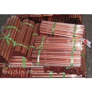 【供应有色金属T2铜盘管 河北沧州铜管价格《电机专用铜