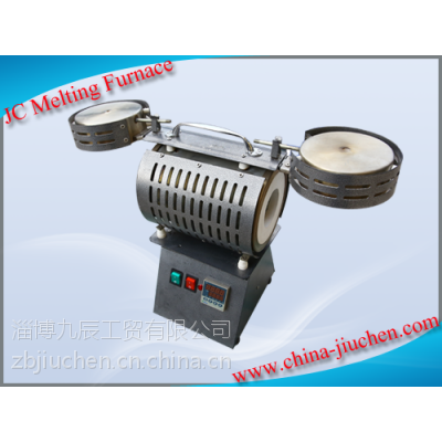 九辰便携式智能电熔炉卧式炉110V专用