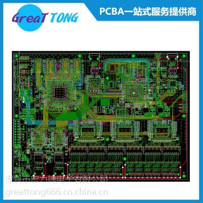 PCB电子线路板高速布线设计,深圳宏力捷厂价提供