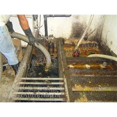 供应无锡滨湖区隔油池清理