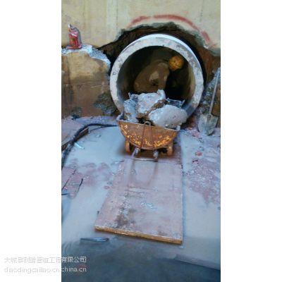 利腾承接漳州市顶管工程,漳州市岩石水磨钻顶管施工速度***快