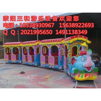户外火爆时尚的轨道游乐设备屋檐小火车家人陪孩子的理想设备