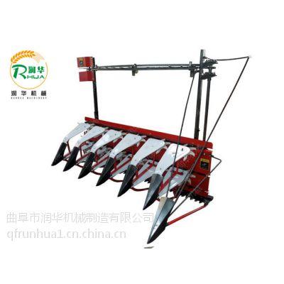 农作物秸秆放倒机 小型牧草收割机 高低杆作物割晒机