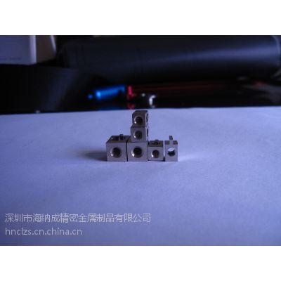 厂家供应电源接线铜端子6*6LED接线铜端子5*5*M3驱动电器铜端子现货