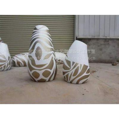 供应玻璃钢组合式花盆、欧式花盆