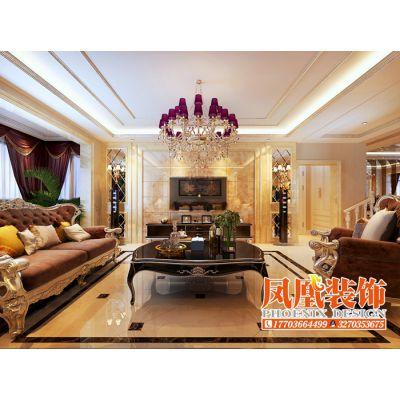 哈尔滨凤凰装饰公司—高雅而和谐是新古典风格的代名词反映出后工业时代个性化的美学观点和文化品位。