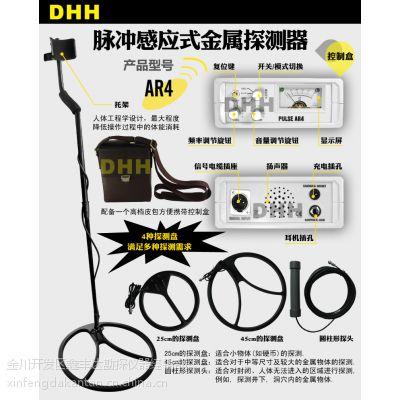 德国原装进口德国DHH超深度地下金属脉冲探测器AR-4