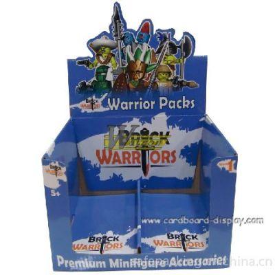 供应PDQ纸展示盒,台面摆放纸展示盒
