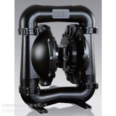 气动隔膜泵、美国隔膜泵、BSK3 寸不锈钢隔膜泵、污水泵