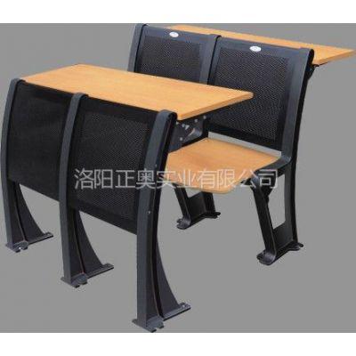 供应直销大连 四川 福建 安徽 湖北大学用连排课桌椅 阶梯教室课桌椅厂家