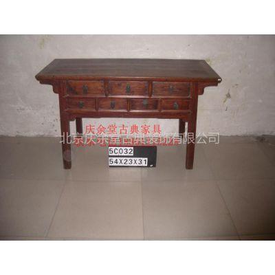 供应二手家具、桌子、书桌、办公桌、供桌、古典家具、实木桌子、
