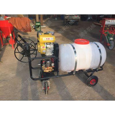 现货供应农用四冲程喷雾器 汽油打药机 高压打药泵容量可选