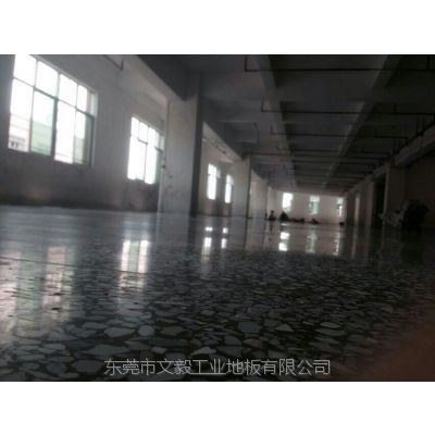 防城港上思县厂房地面起砂处理--旧水磨石翻新-一尘不染