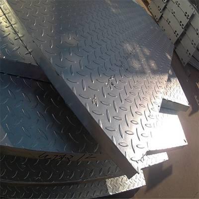 旺来复合钢格栅板 镀锌钢格栅板 金属网格板