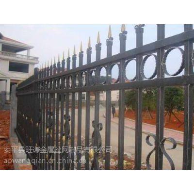 小区锌钢护栏、锌钢护栏、旺谦丝网