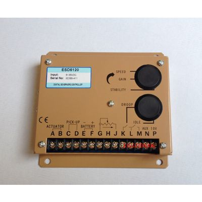 GAC ESD5120电子调速器,ESD5120调速控制器