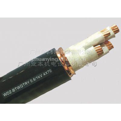 瑞蕊YTTW无机矿物质带和陶瓷化硅橡胶绝缘金属护套防火矿物电缆