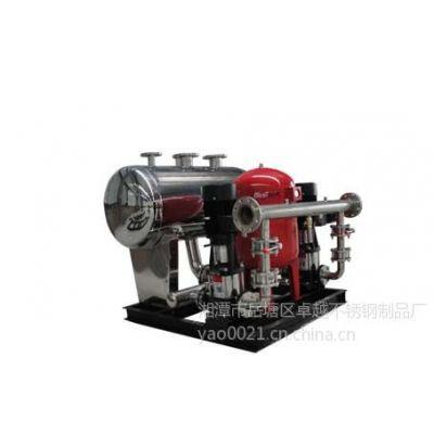 供应贵州六盘水消防稳压供水设备,无负压供水设备