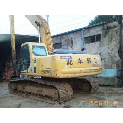 PC300-6加长臂型小松挖掘机