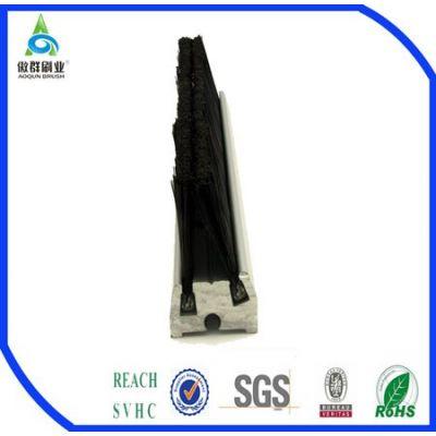 供应【广州傲群】广州电梯毛刷 厂家来样定制 广州电梯毛刷质优价廉