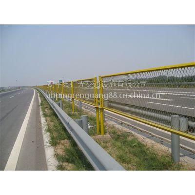仁光专业供应低碳钢板、不锈钢板高速公路防眩网