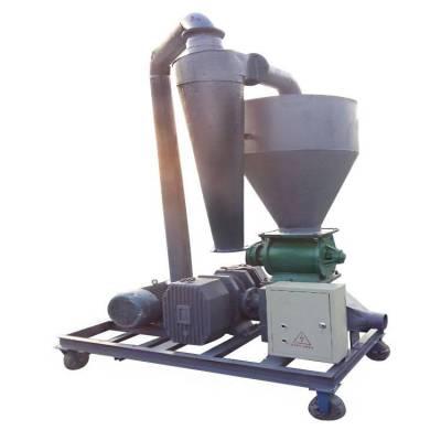 曲阜面粉厂专用气力吸粮机 通用式真空输送机 扬程高装车机械设备