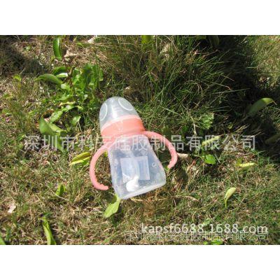 新生儿母婴用品 防摔防胀气抗菌硅胶软奶瓶