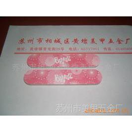 厂家直销指甲搓条 海绵指甲挫 质优价廉