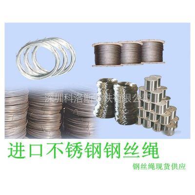 供应山东直销⊿光面钢丝绳,涂塑钢丝绳,精美镀锌钢丝绳