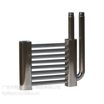 供应电镀设备配套专用不锈钢交换热器、冷却管
