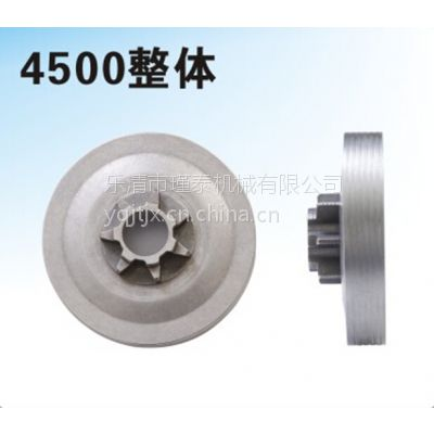 供应优质43油锯被动盘 4300油锯连体链轮
