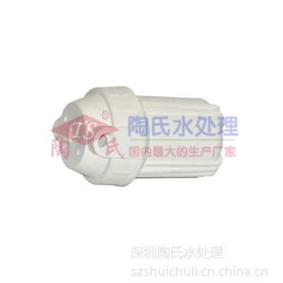 供应供应5寸欧式白瓶 滤瓶 外扣虑瓶 纯水机专用滤芯虑瓶专用5寸PP棉滤芯陶氏滤瓶