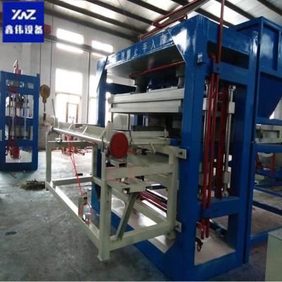 新型全自动各种规格珍珠岩防火门芯板压板机生产线设备