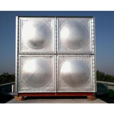 供应质优价廉的腾嘉组合式镀锌水箱,售后有保障