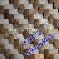 供应椰壳马赛克 装饰板 贝壳马赛克 护墙板 建材 板材