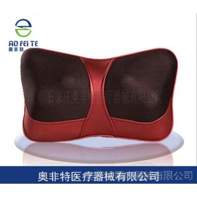 迷你汽车按摩枕 正品车载颈部按摩器材 家用多功能按摩垫