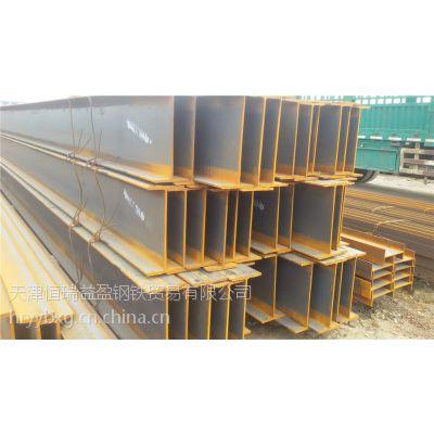 供应优质美标ASTMA36黑碳H型钢(W8X31)